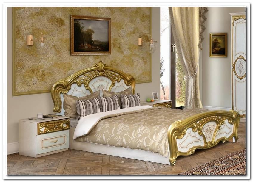 Schlafzimmer Wei? Barock