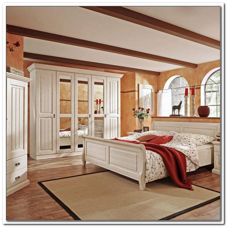 Schlafzimmer Wei? Landhaus