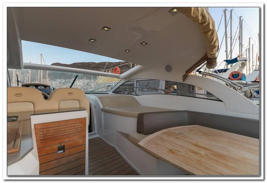 Schlafzimmer Yacht