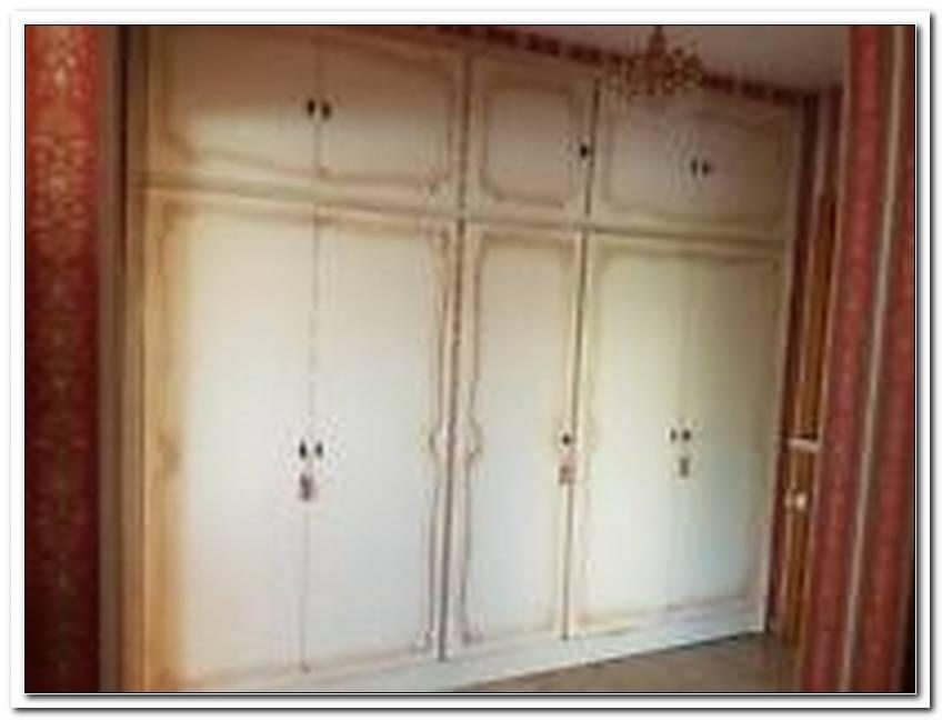 Schleiflack Schlafzimmer 60er