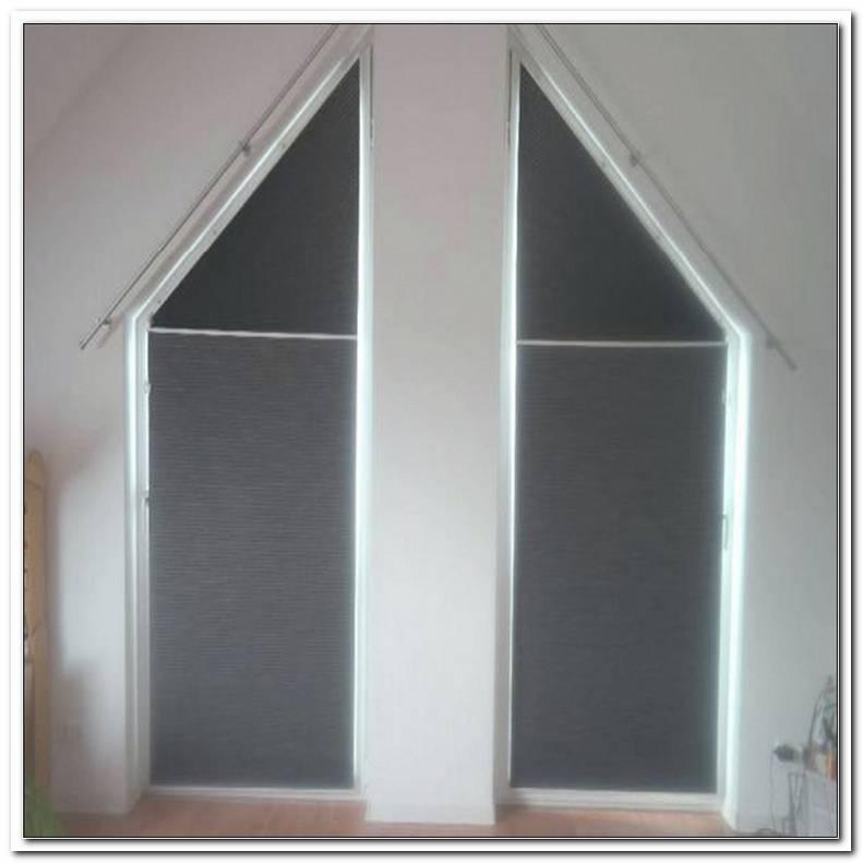 SchrGe Fenster Abdunkeln