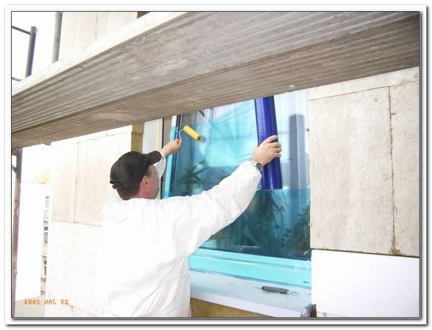 Schutzfolie FR Fenster