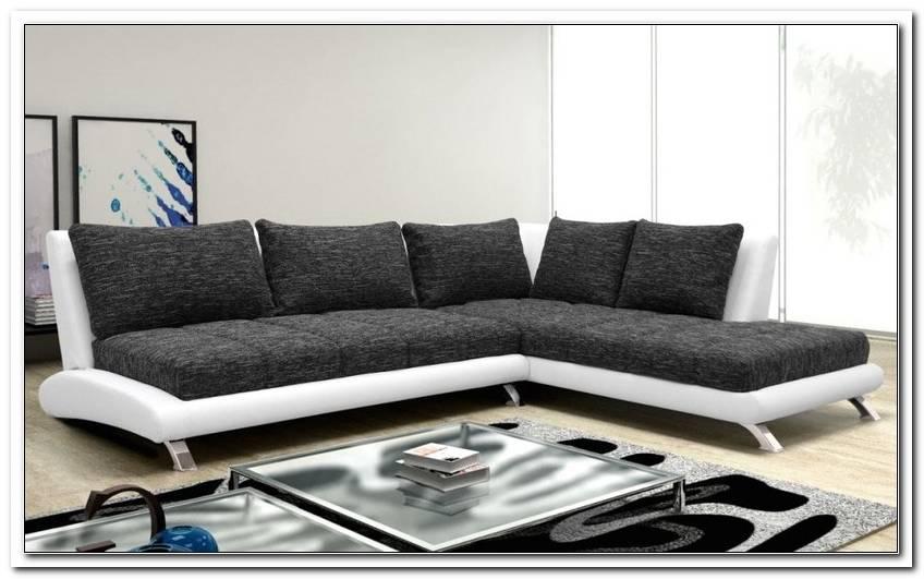 Schwarz Wei? Sofa