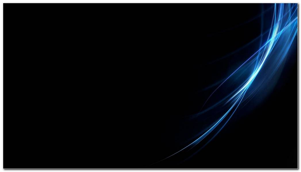 ScreenHeaven Abstract black background blue desktop and 1920x1080