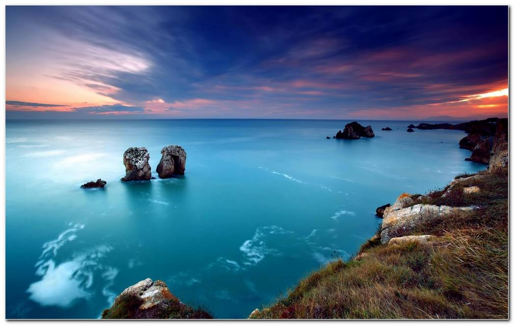 Sea Background Wallpaper Image Desktop