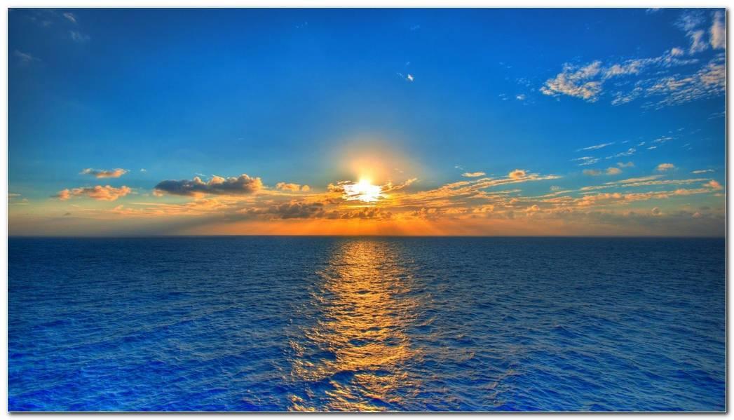 Sea Wallpaper Desktop Background