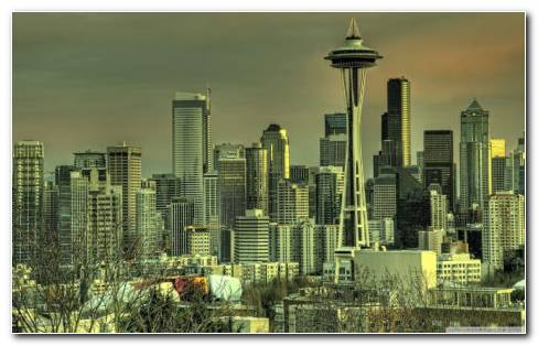 Seattle HD Wallpaper