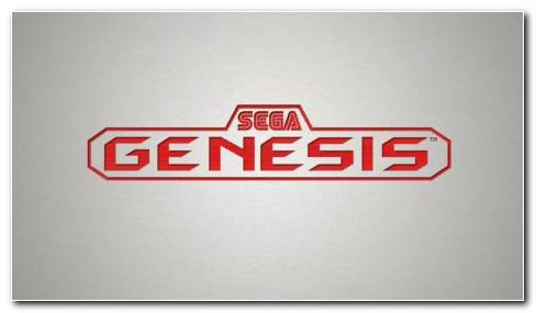 Sega Genesis HD Wallpaper