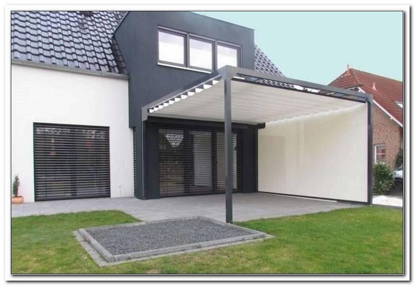 Seitlicher Sichtschutz FR Terrasse