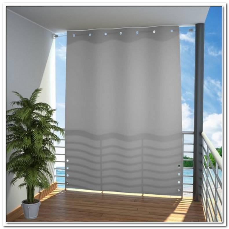 Seitlicher Sonnenschutz F?R Terrasse