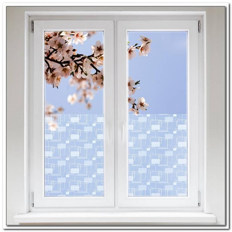 Selbstklebende Folie Fenster