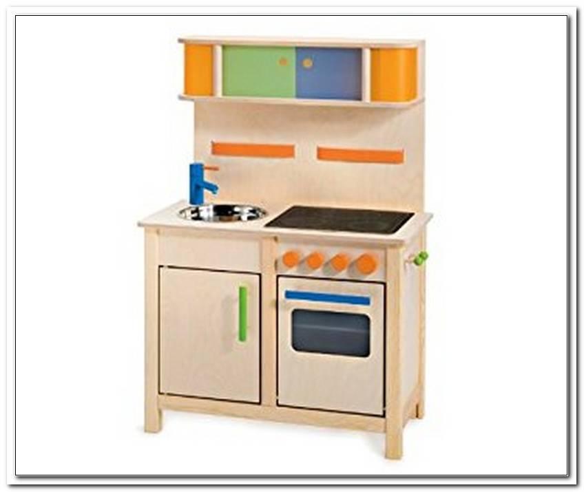 Selecta KinderkChe Cucina SpielkChe Aus Holz
