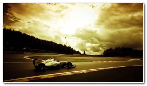 Sepia Formula HD Wallpaper
