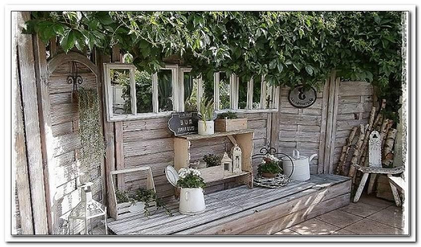 Shabby Style Im Garten Leseprobe