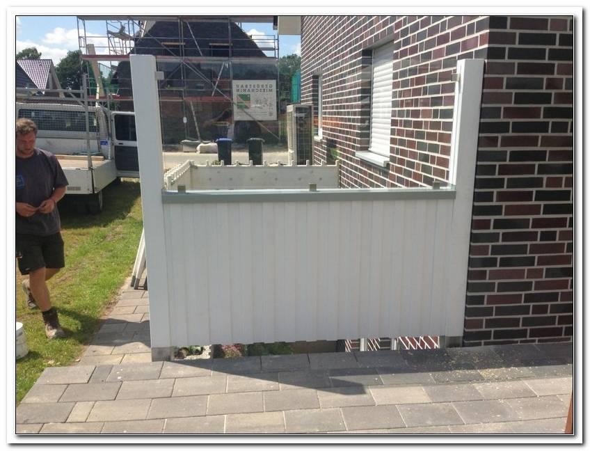 Sicht Und Windschutz Terrasse
