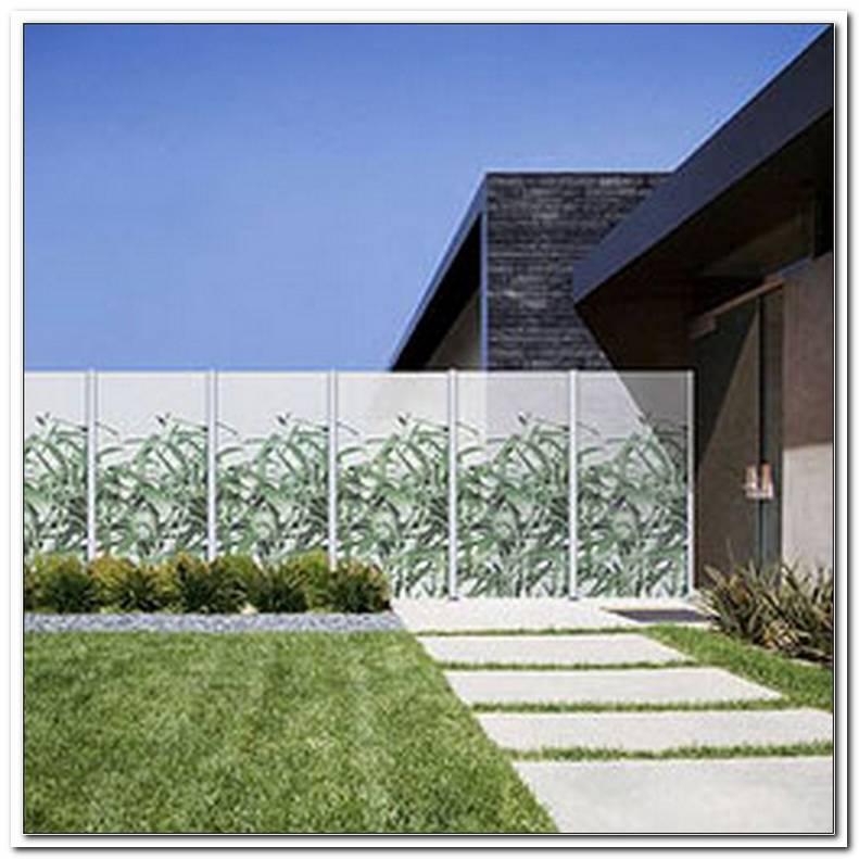 Sichtblenden Garten