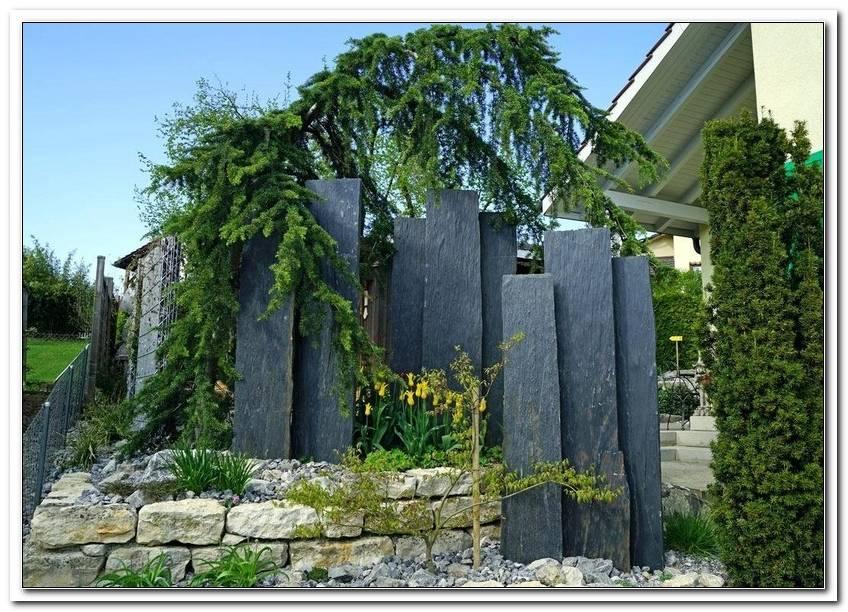 Sichtschutz Garten Kunststoff Bauhaus