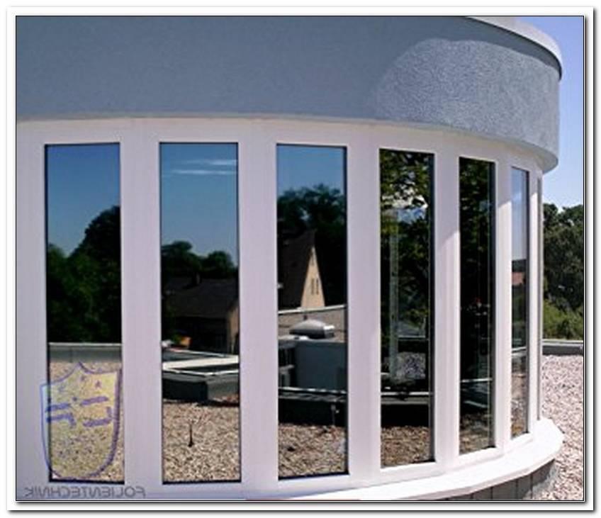 Sichtschutzfolie Fenster Aussen