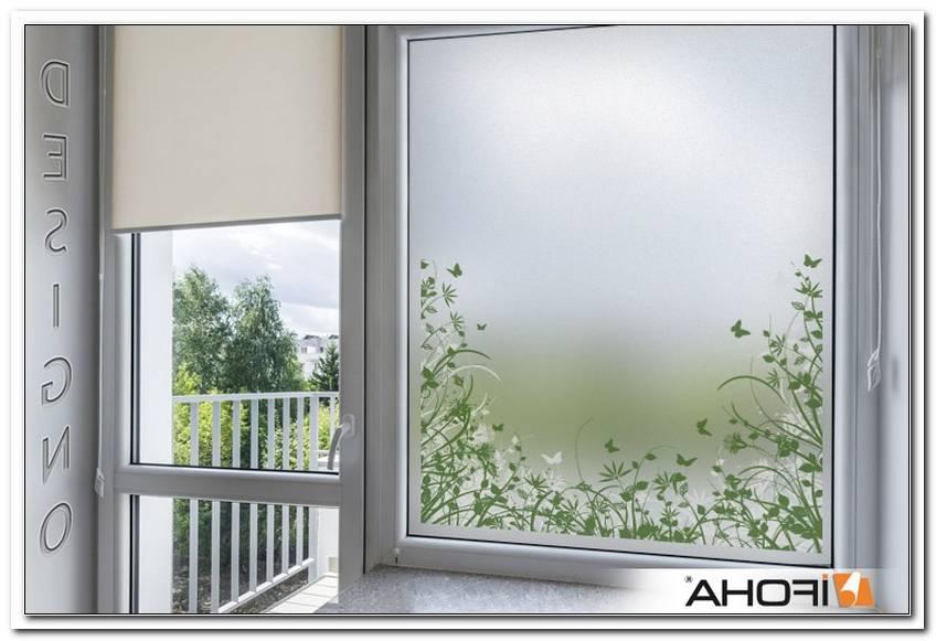 Silberfolie FR Fenster