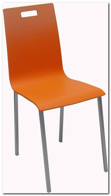 Sillas De Cocina Color Naranja