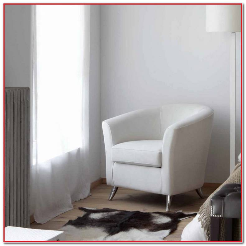 Sillon Blanco Para Dormitorio