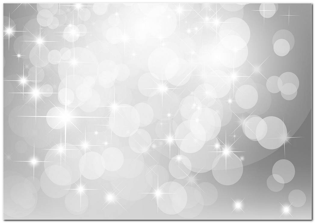 Silver Glitter Background Wallpaper