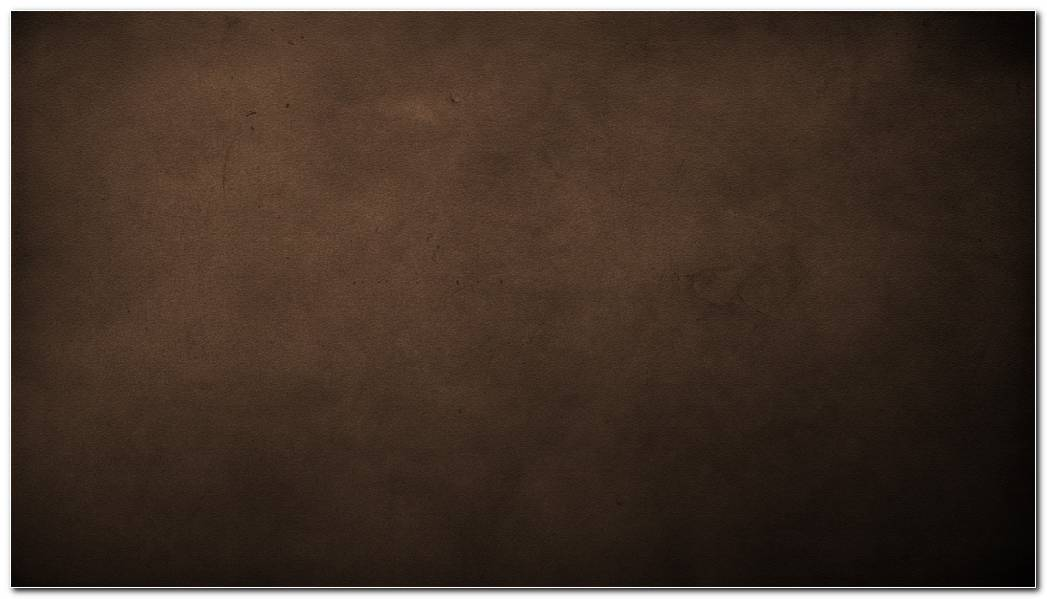 Simply Brown Background Wallpaper