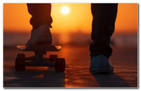 Skateboard games 3d HD wallpaper