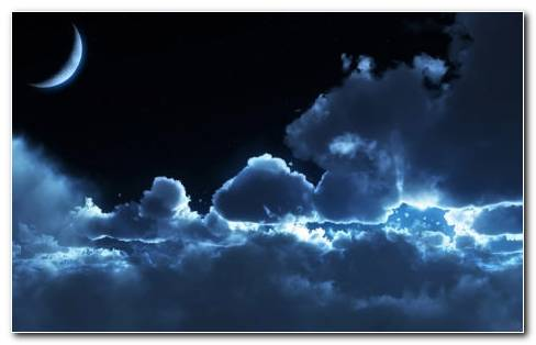 Sky Night HD Wallpaper