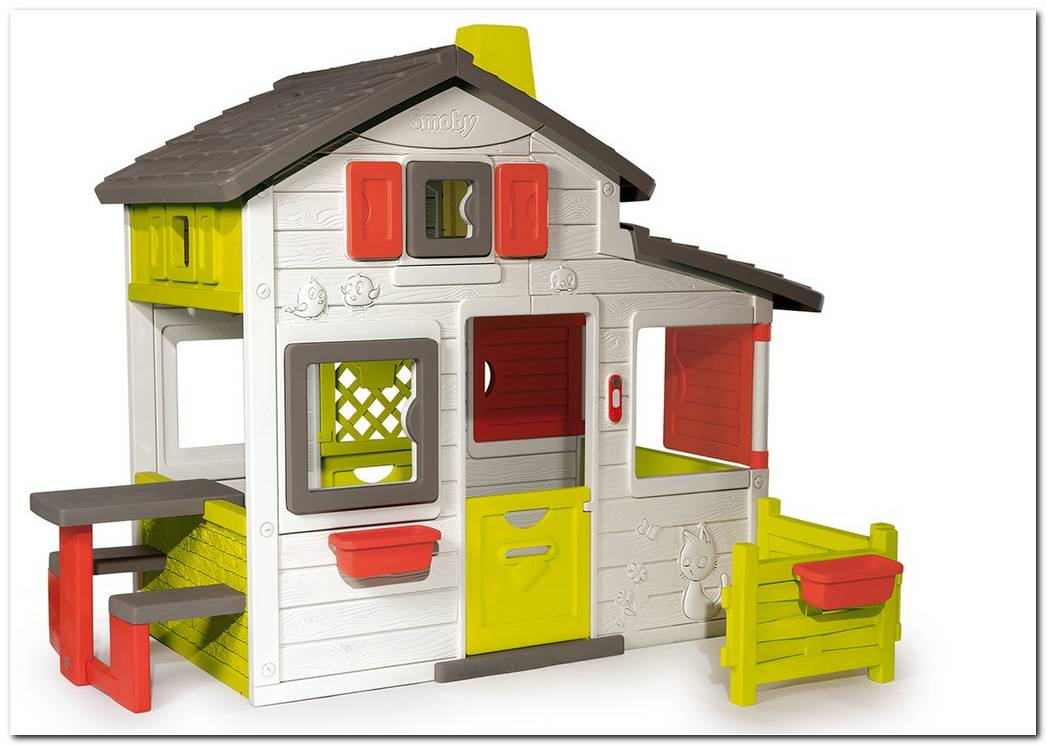 Smoby Casa Para Exterior Friends House