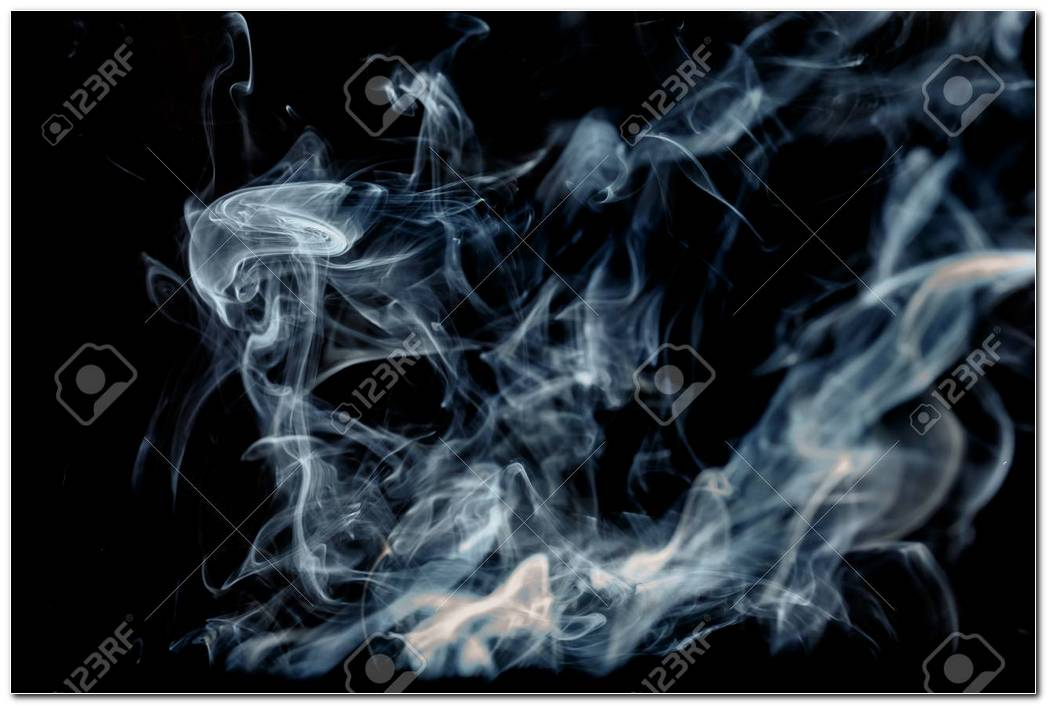 Smoke Art Background