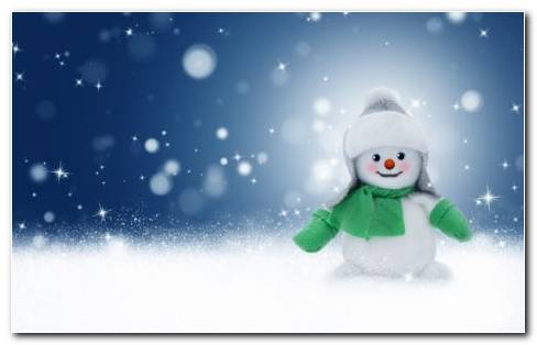 Snowman Images HD Wallpaper