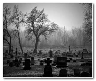 So?ar Con Un Cementerio