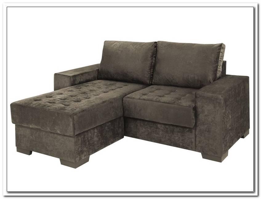 Sofa 02 Lugares Com Chaise