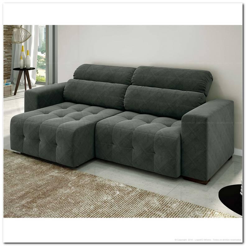 Sofa 4 Lugares