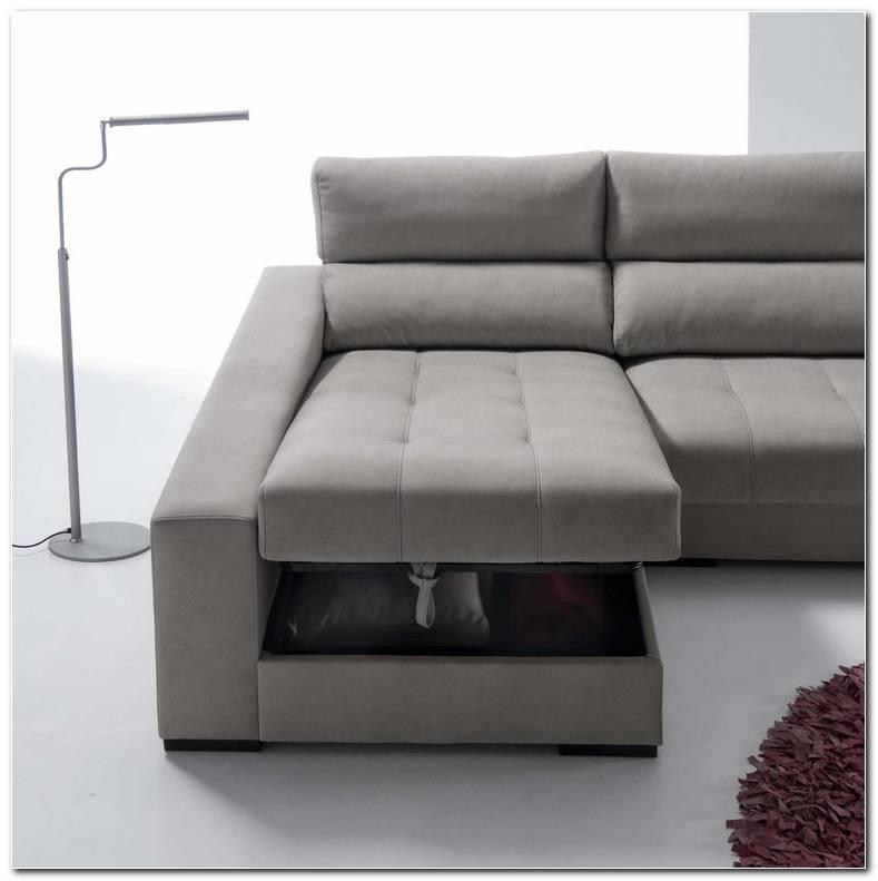 Sofa Cama Con Arcon De Almacenaje