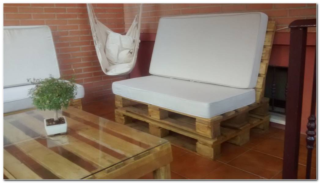 Sofa De Palets Paso A Paso