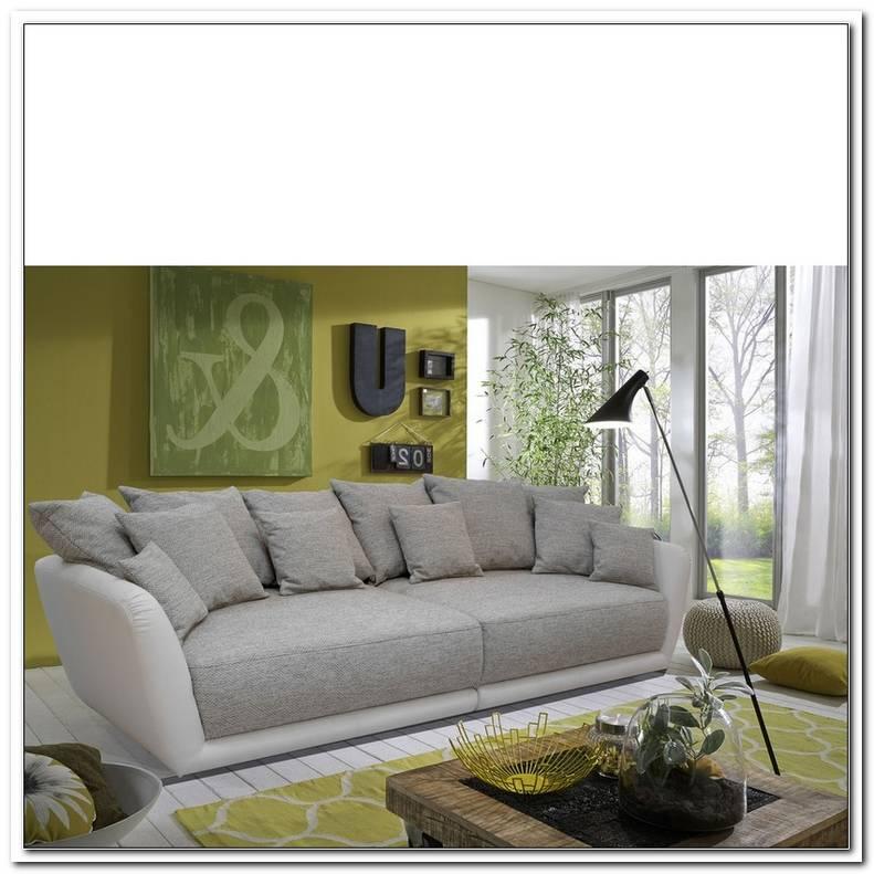 Sofa Kunstleder Wei?