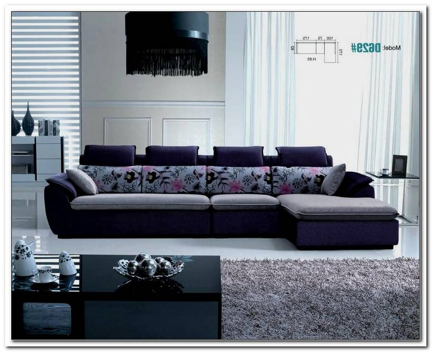Sofa L Form Klein