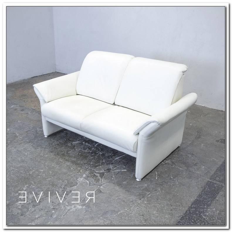 Sofa Leder Weiss Gebraucht