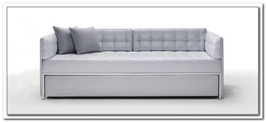 Sofa Mit Ausziehbarem Bett