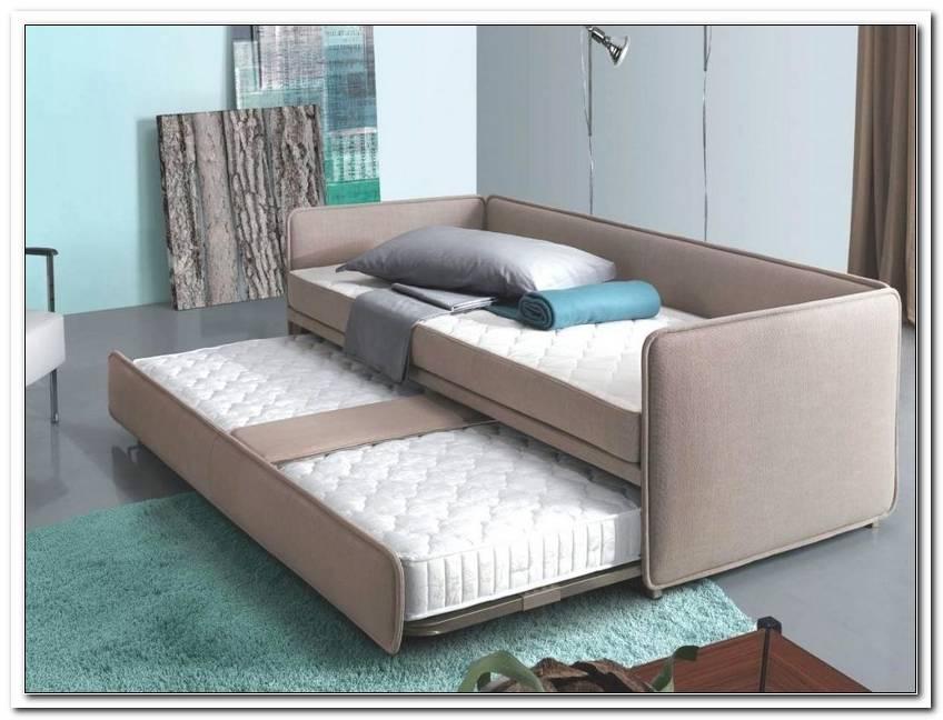 Sofa Mit Ausziehbarem Lattenrost