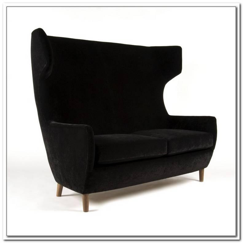 Sofa Mit Hoher RCkenlehne