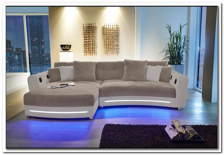 Sofa Mit Lautsprecher Und Led