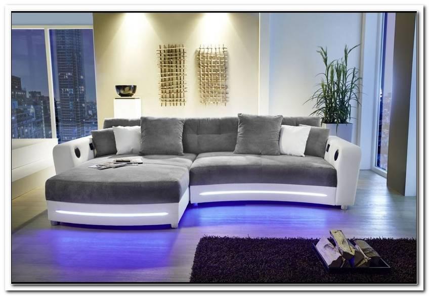 Sofa Mit Led Und Soundsystem