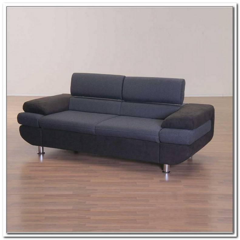 Sofa Mit Verstellbarer R?Ckenlehne