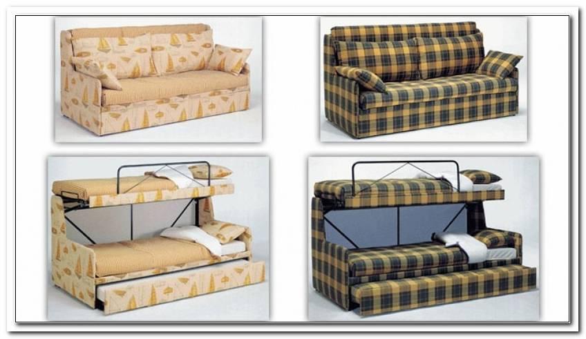 Sofa Que Se Convierte En Litera Precio