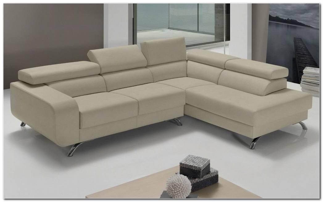 Sofa Rinconera Piel