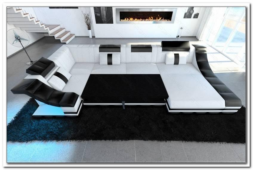 Sofa U Form Mit Schlaffunktion