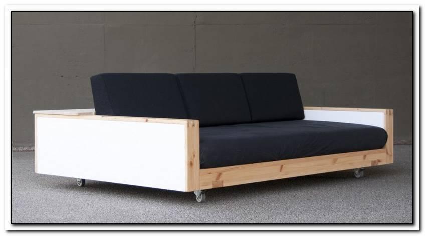 Sofa Und Bett In Einem